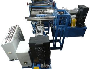 Оборудование для производства изделий из битумной мастики