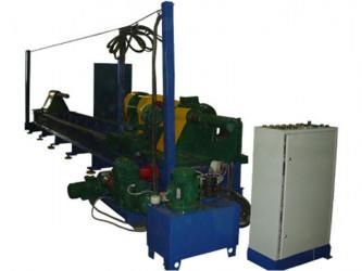Установка деревообрабатывающая оцилиндровочная УДО 100-160